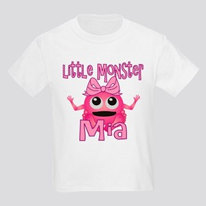 Little Monster Mia Kids Light T-Shirt